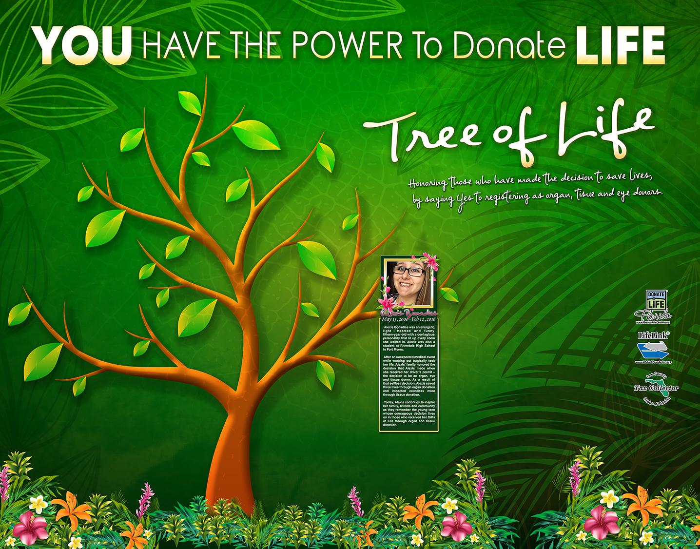 Lee County Tax Collector Honors Lifesaving Gifts At Bonita Springs